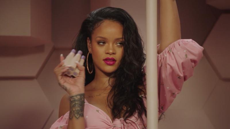Rihanna becomes second-wealthiest female entertainer behind Oprah Winfrey
