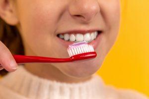 brushing teeth, whitening [Photo by Diana Polekhina on Unsplash]