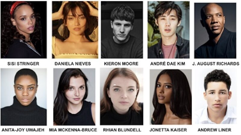 'Vampire Academy' on Peacock Unveils Complete Cast