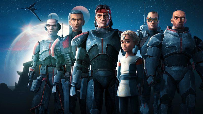 Disney+ Announces Season 2 of Star Wars: The Bad Batch'