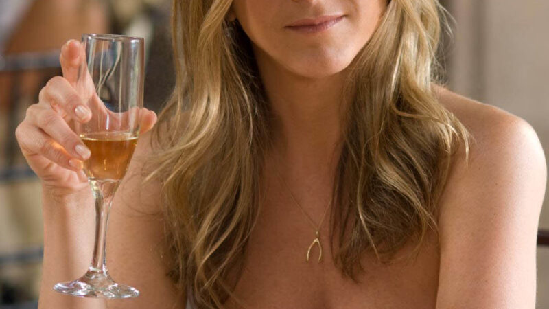 Jennifer Aniston hopes next romance is someone 'not necessarily in the industry'