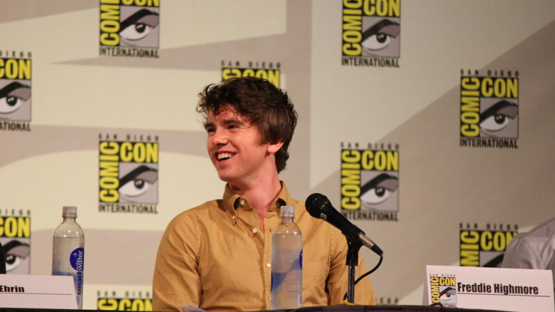 'The Good Doctor' star Freddie Highmore got secretly married in early 2021