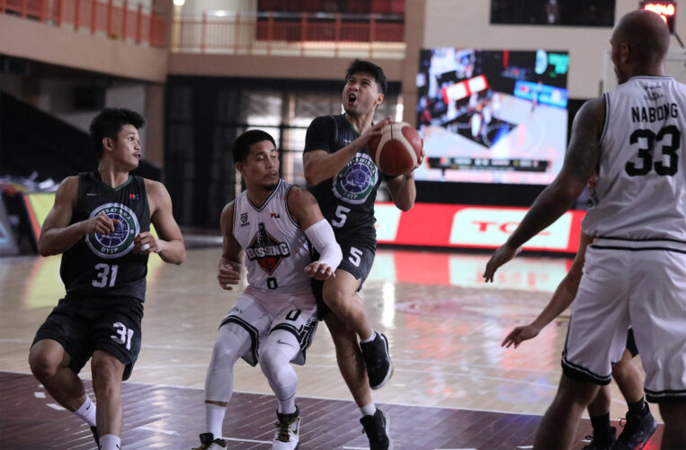 Juami Tiongson of Terrafirma Dyip is the PBA Player of the Week for the period Sept. 1 to 5, 2021. [PBA Images]