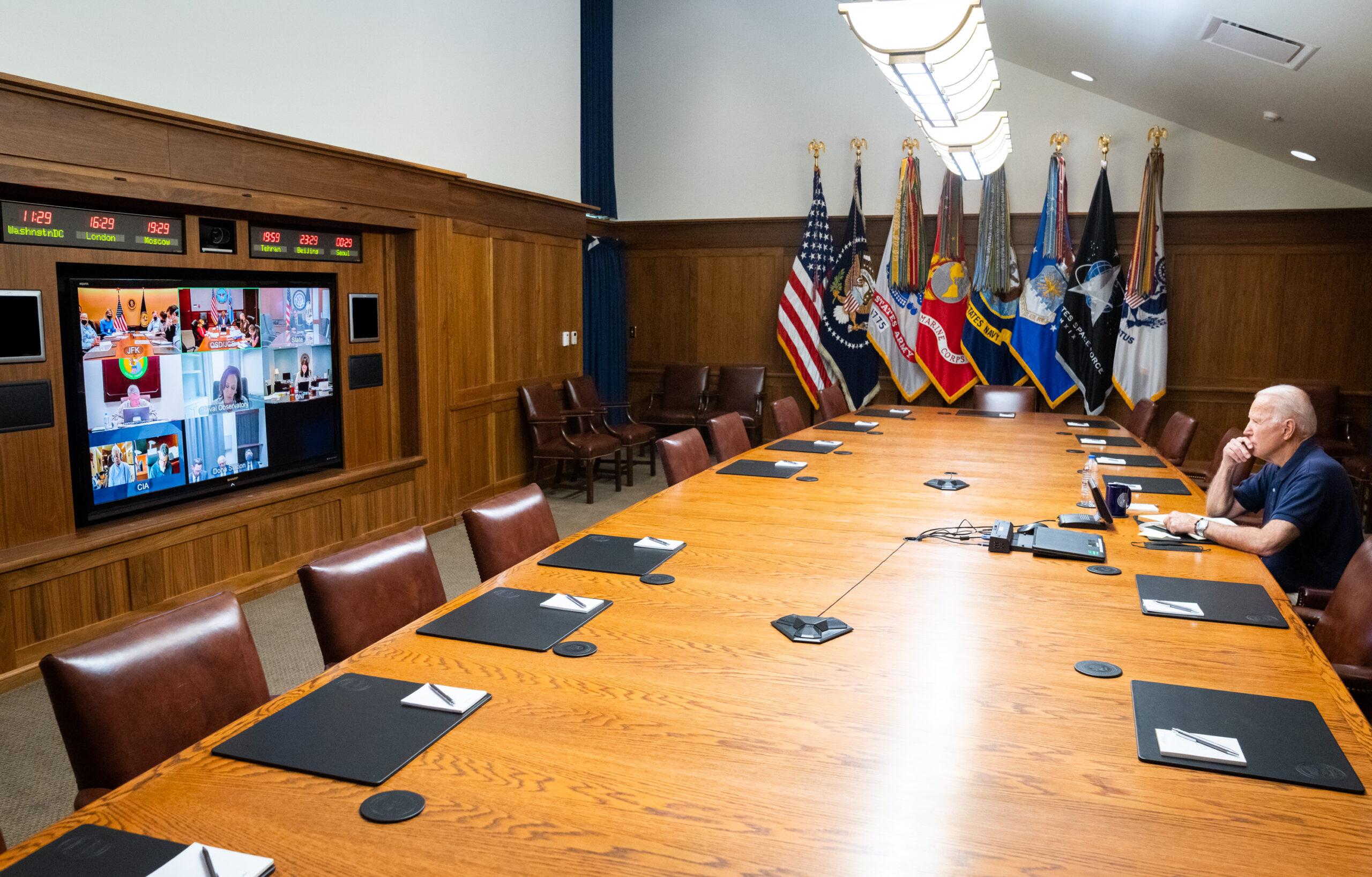 US President Joe Biden [Wikimedia Commons | The White House]