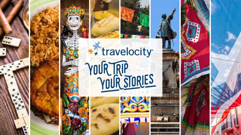 Travelocity helps Latino parents create unforgettable experiences with kids for Hispanic Heritage Month