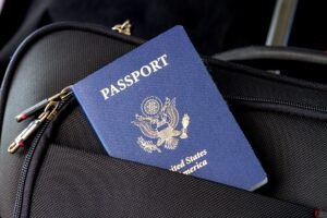 visa, passport [Image by cytis from Pixabay ]