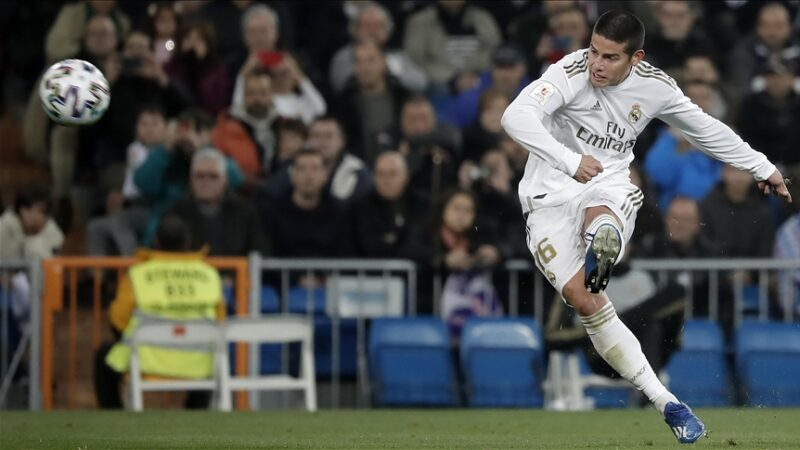 Colombian star James Rodriguez moves to Qatar's Al Rayyan