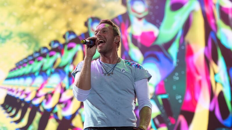 Chris Martin, Coldplay hitmaker, cannot afford a space trip