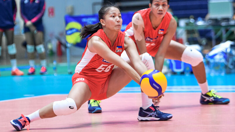 PH volleybelle point out flaws following second at Asian Women's Club tilt