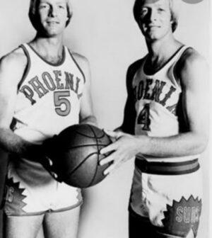 Tom and Dick Van Arsdale