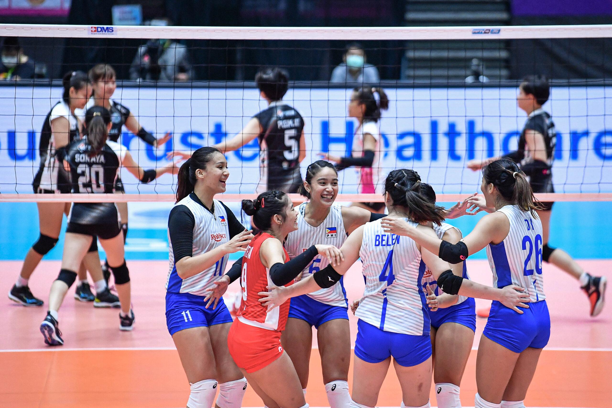 Chonburi deals Rebisco another setback [Asian Volleyball Confederation / Eddy Phongphakthana]