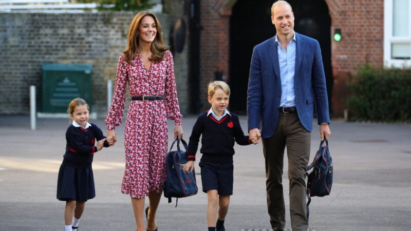 Prince William: My son Prince George was 'annoyed' to discover littering