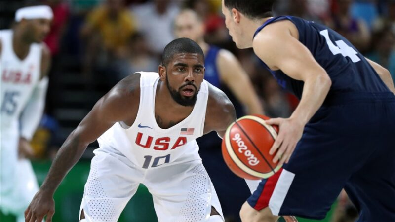NBA: Irving gets greenlight to practice with team – report
