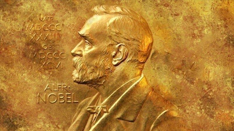 Nobel Peace Prize [Anadolu photo]