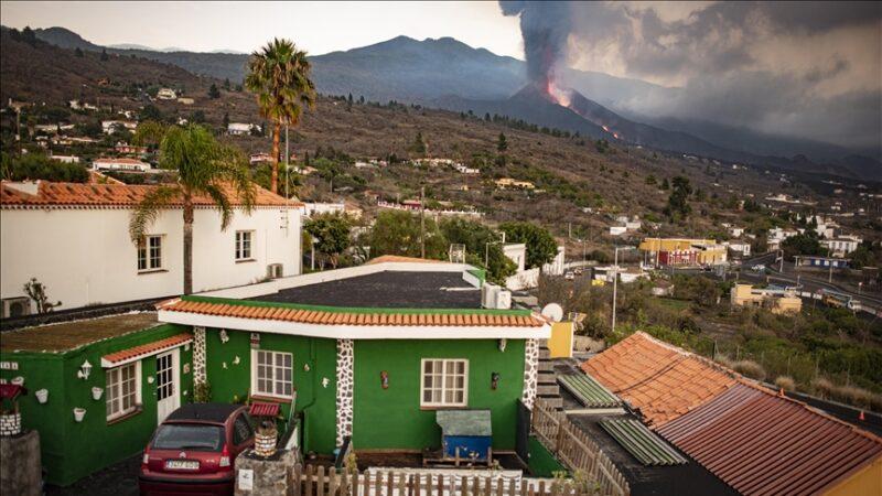 Destructive new rivers of lava burst from Spain's La Palma volcano